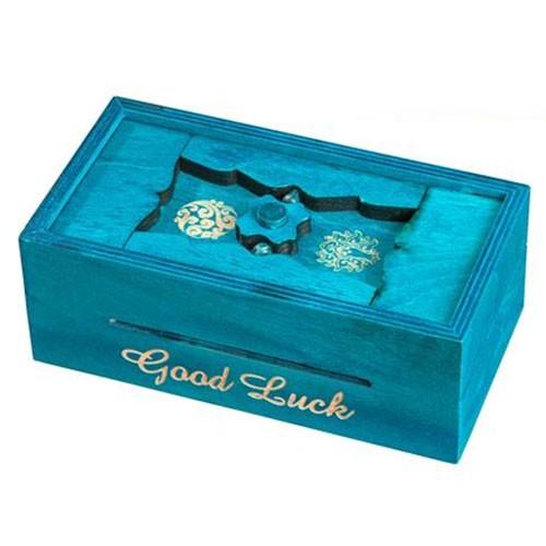 Greek Secret Box Good Luck
