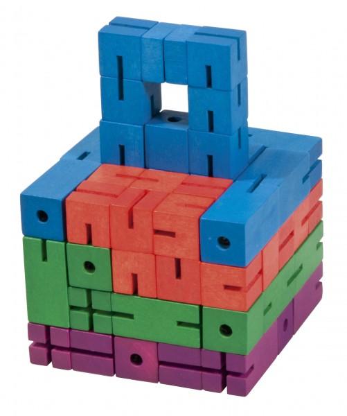 Flexi Cube blau
