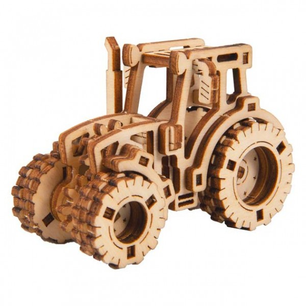 Wooden City Superfast: Work Horse 1 (Modern Tractor)