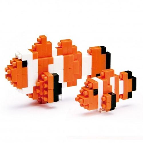 Nanoblock: Clown Fish