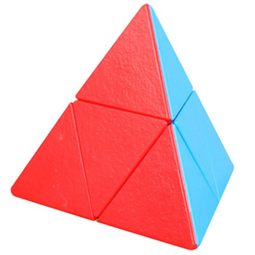 ShengShou Mr. M 2x2 Pyraminx Stickerless Cube