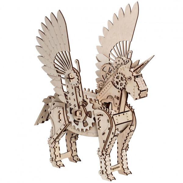 Mr. Playwood: Mechanical Unicorn