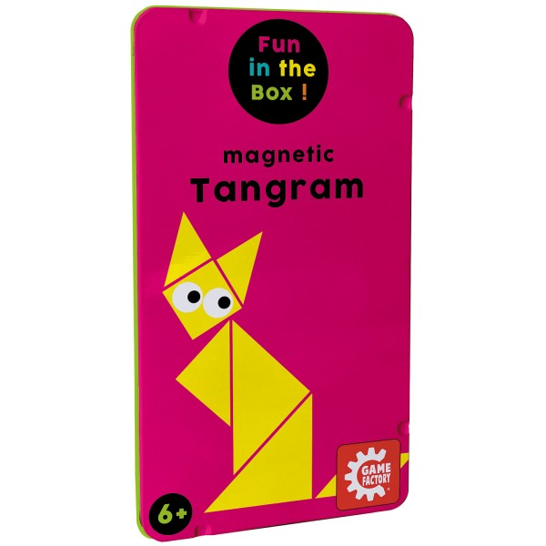 Magnetic Travel Game Tangram