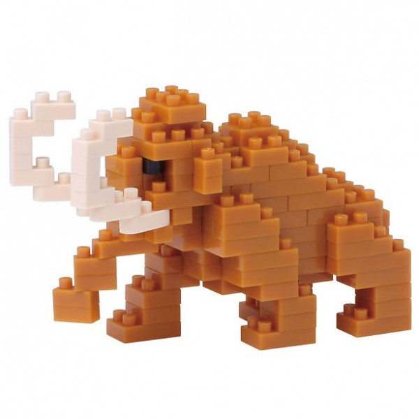 Nanoblock: Mammut