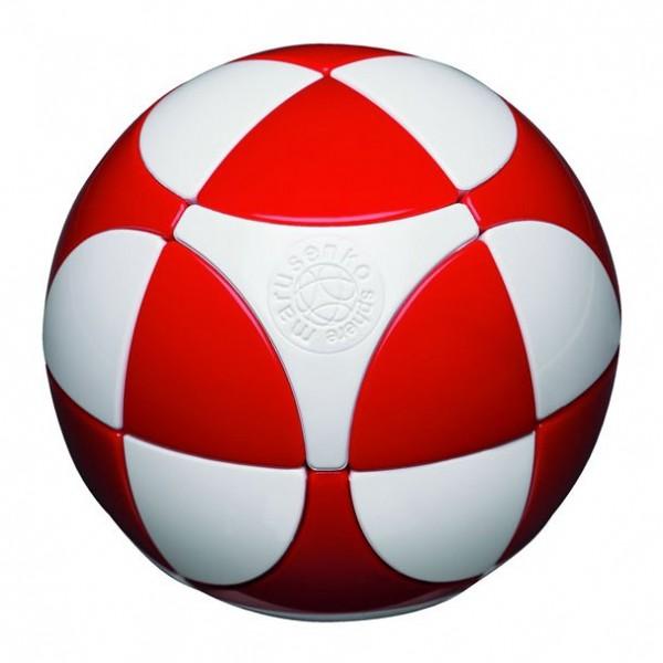 Sphere Ball rot/weiß (Level 1)