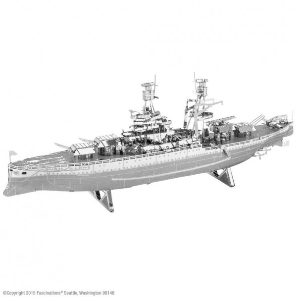 Metal Earth: USS Arizona