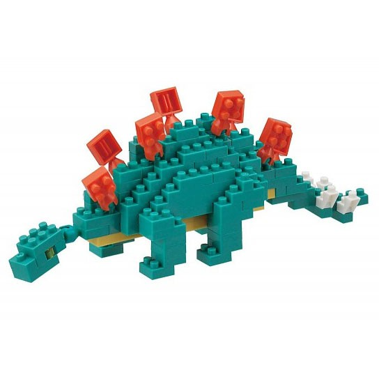 Nanoblock: Stegosaurus