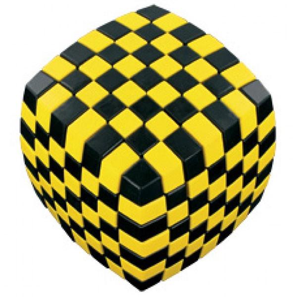 V-Cube 7 Illusion gelb