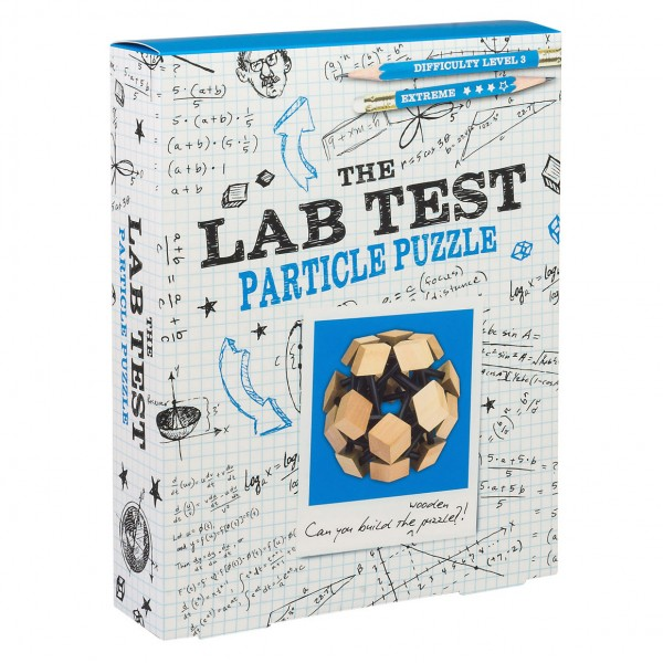 "The Lab Test ""The Particle"""