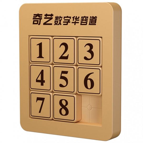 Qiyi 3x3 Number Sliding Klotski
