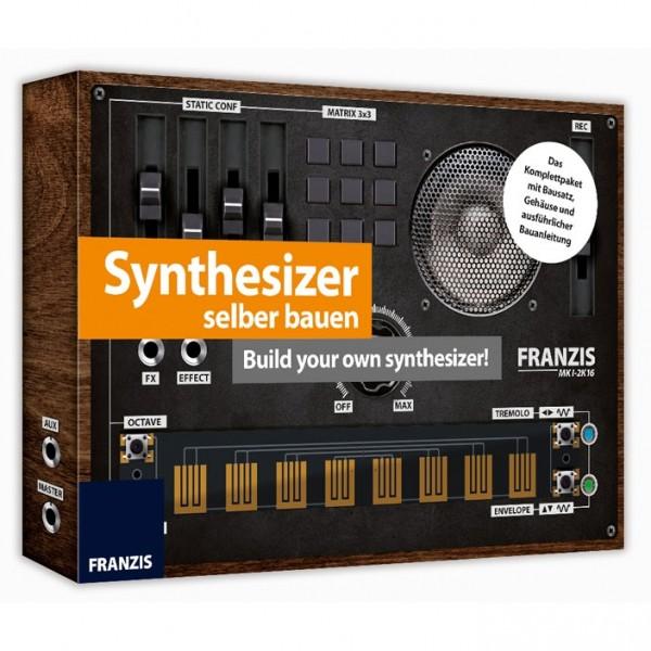 Franzis: Synthesizer zum Selberbauen