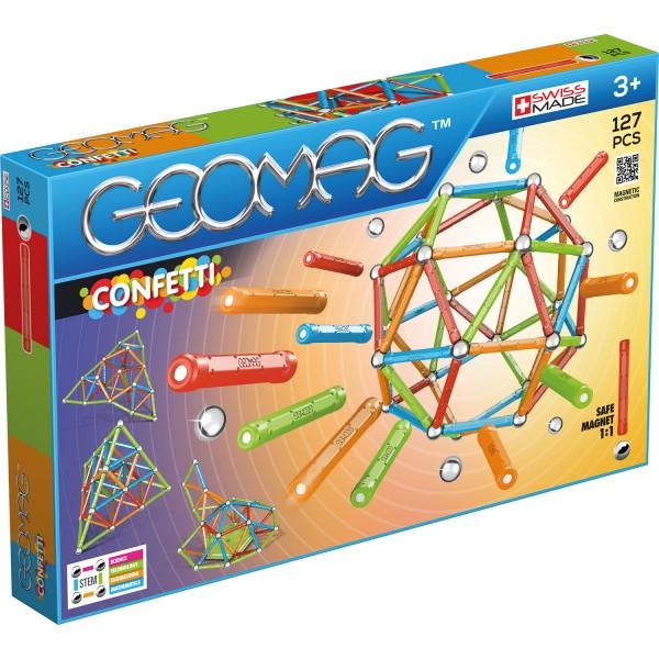 Geomag Classic Confetti 127