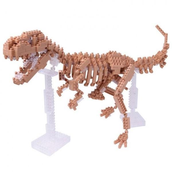 Nanoblock: T-Rex Skelett