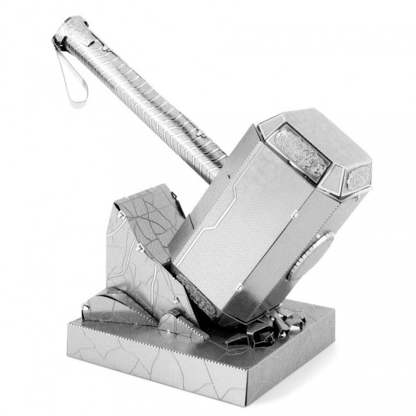 Metal Earth: Marvel Avenger Mjolnir