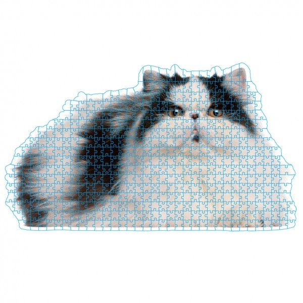 Dicke Katze Puzzle