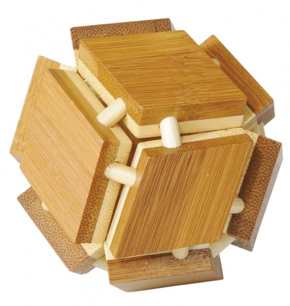 """Bambuspuzzle """"Magische """"Box"""""""