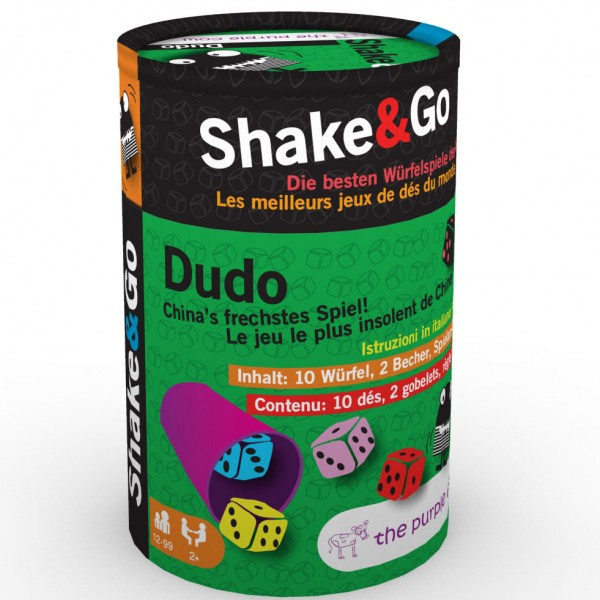 Shake & Go Dudo