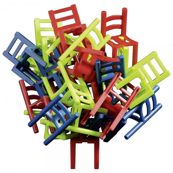 Stuhl auf Stuhl