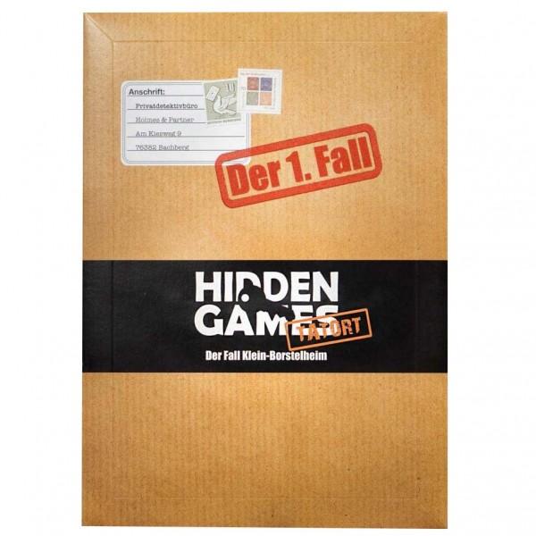 Hidden Games Tatort: 1. Fall - Der Fall Klein-Borstelheim