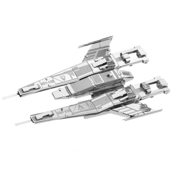 Metal Earth: Mass Effect SX3 Alliance Fighter
