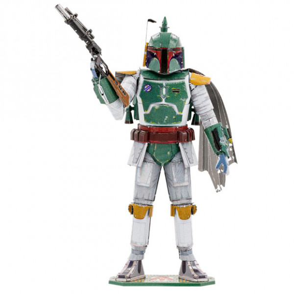Metal Earth: Iconx STAR WARS Boba Fett