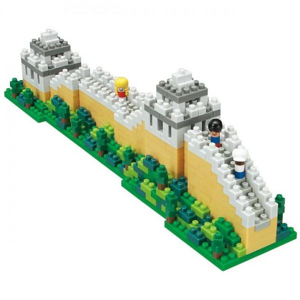 Nanoblock: Great Wall of China