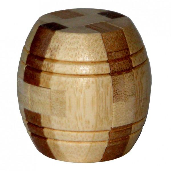 "Kleines Bambus Puzzle ""Barrel"""
