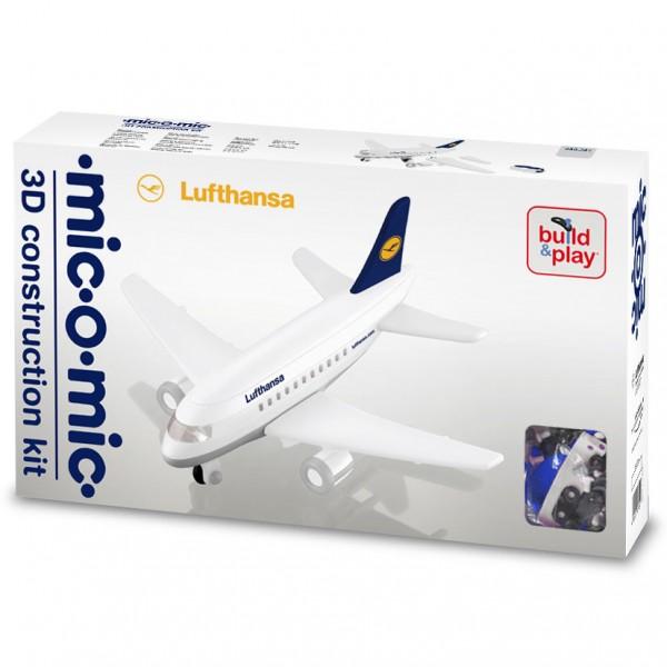 mic o mic: Mittlerer Düsenjet Lufthansa