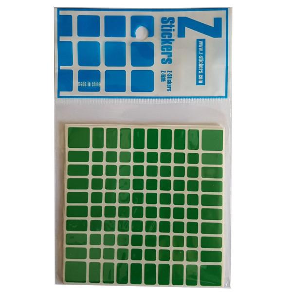 Z-Stickers für ShengShou 10x10x10