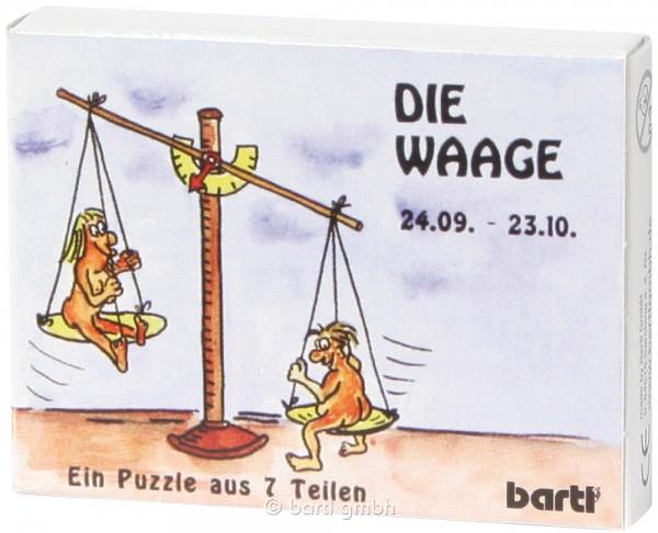 Mini-Waage-Puzzle