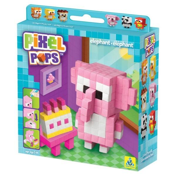 Pixel Pops: Elephant (Elefant)