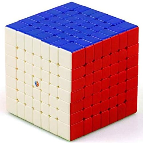 Yuxin Hays 7x7x7 Stickerless Magnetic Magic Cube