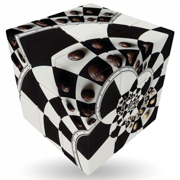 V-Cube 3 - Schachbrett Illusion