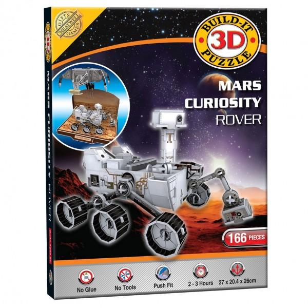 Cheatwell Build-It 3D: Mars Curiosity Rover