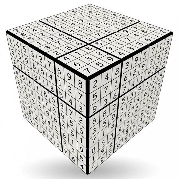 V-Cube 3 - V-Udoku