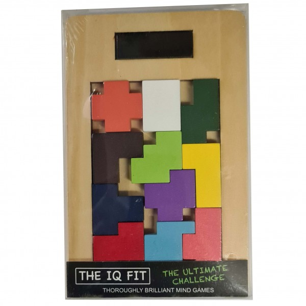 The IQ Fit: The Ultimate Challenge