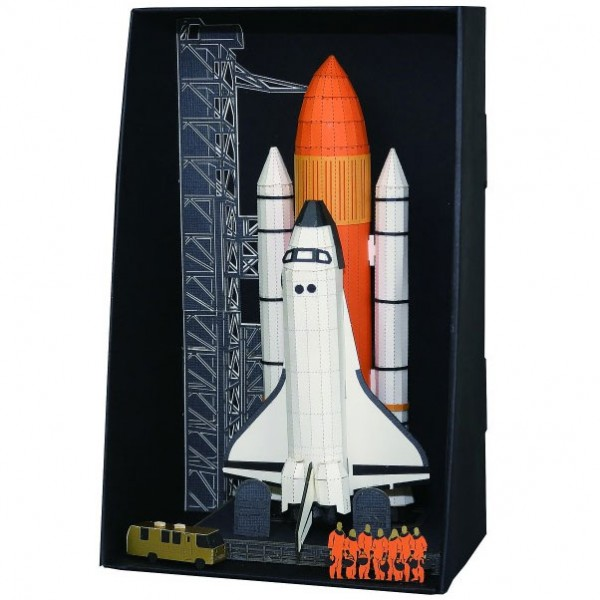 Papernano: Space Center