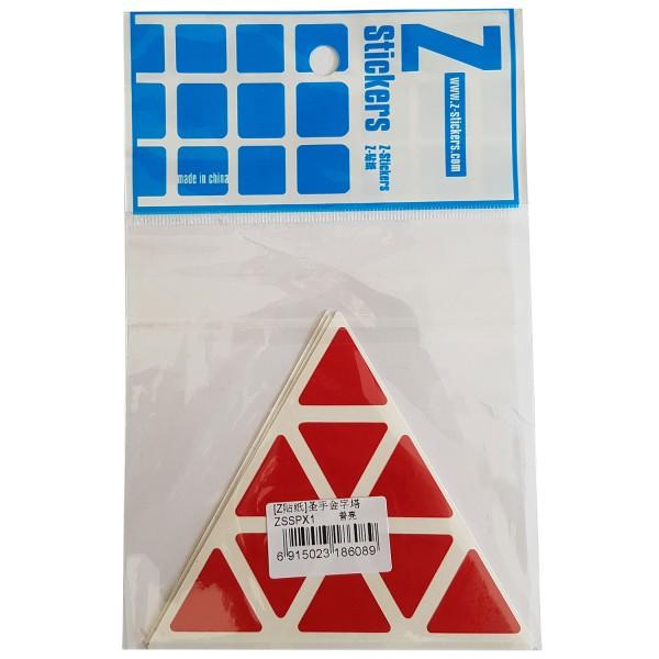 Z-Stickers für ShengShou Pyraminx