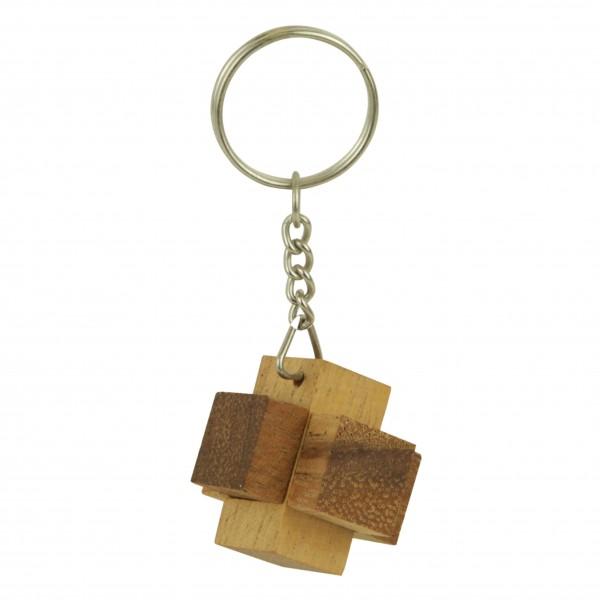 Schlüsselanhänger Mini Brick Puzzle
