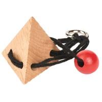 Professor Puzze Mini IQ Rätsel Pyramide