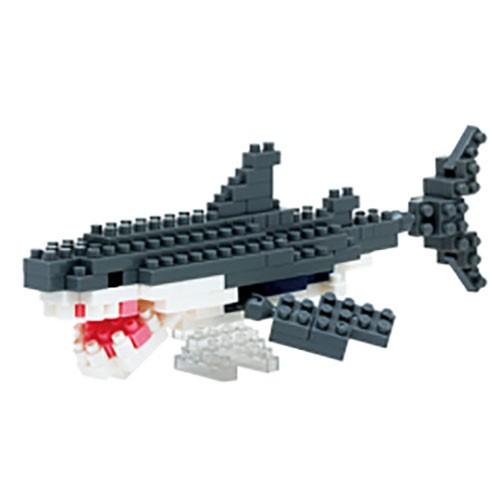 Nanoblock: Weißer Hai