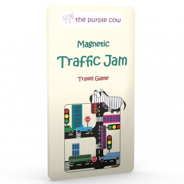 Magnetic Travel Game Traffic Jam