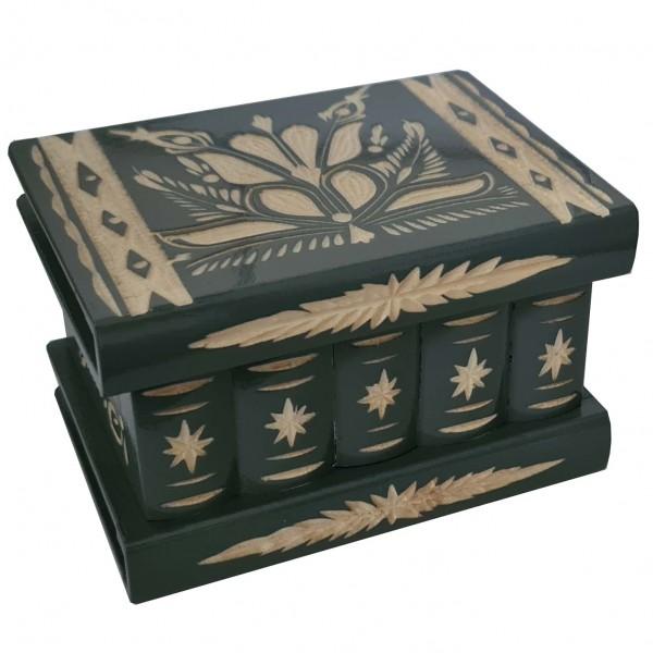Transylvany Secret Box M Grau