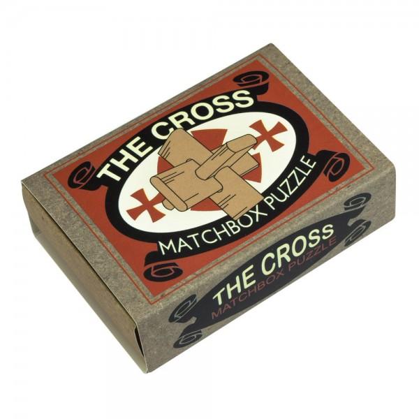 Matchbox Puzzle Das Kreuz