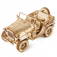 Rokr: Army Field Car