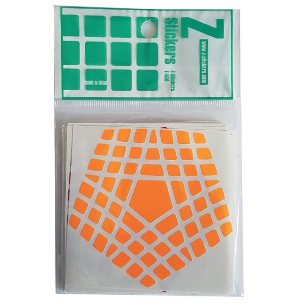 Z-Stickers für MF8 Teraminx