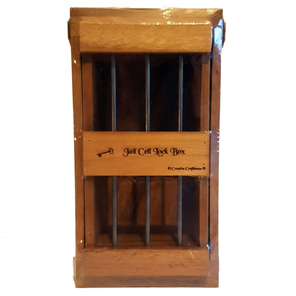 Jail Cell Lock Box