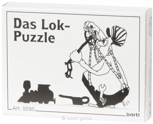 Das Lok-Puzzle