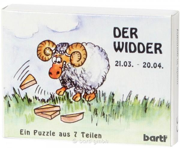 Mini-Widder-Puzzle