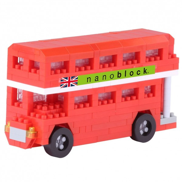 Nanoblock: London Bus